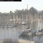 Santa Cruz Harbor: Main Channel Webcam