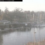 Santa Cruz Harbor Westside Webcam