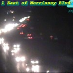 Caltrans Highway 1 at Morrissey Webcam