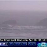 Surfline Magazine Steamer Lane Webcam