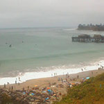 Capitola Beach Webcam